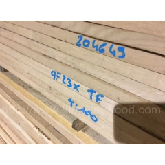 Kingwaywood Stable for 5 sets of white oak boards  flooring high quality natural solid wood board wholesale
