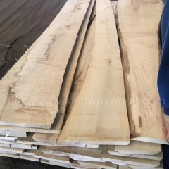 Kingwaywood Supply 100% FSC certification European imports of ash timber 22/26/28/30mm anti-corrosion moth-eaten green profiles wholesale