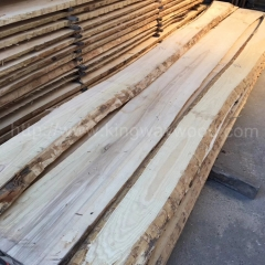 Kingwaywood Europe Import ash Wood Board solid Board Board 22/26/30/32mm AB wholesale