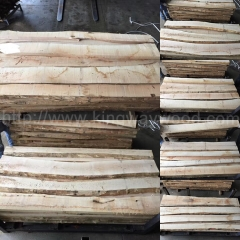Kingwaywood Imports Europe France ash unedged timber lumber Board Solid Wood Boards Solid Wood Imported Wood Nordic Style Furniture Ash Wood wholesale