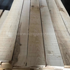 kingwaywood import ash board 26mmABC solid wood straight edge board FSC short medium long wood raw material wood wholesale spot wholesale