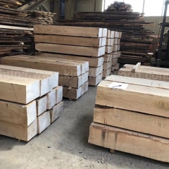 kingwaywood Europe oak white oak solid square wood generous wood ABC class timber wholesale wholesale