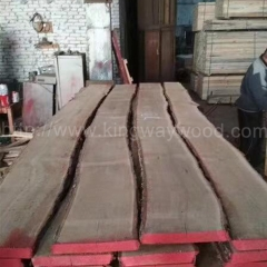 kingwaywood imports solid wood European white oak solid wood board rough unedged board ABC raw material wood wholesale wholesale