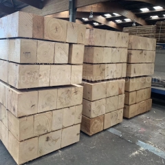 Kingwaywood imports European oak wood square wood board white oak solid wood oak raw materials wholesale
