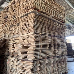 Kingwaywood imports European ash white ash wood solid board ash wood board ABC grade wholesale