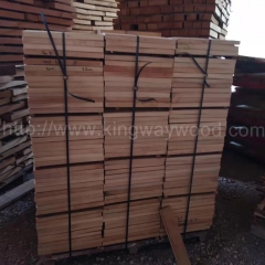 kingwaywood imports solid wood beech A class B straight edged board board wholesale short wood raw material Europe wood wholesale
