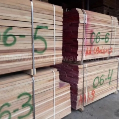 European beech beech European wood with straight edges solid wood board plank A/AB class wholesale